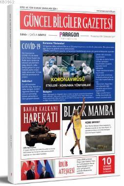 2020 Güncel Bilgiler Gazetesi KPSS ve Tüm Kurum Sınavları İçin