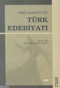 Dini-Tasavvufi Türk Edebiyatı