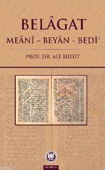 Belagat; Meani - Beyan - Bedi