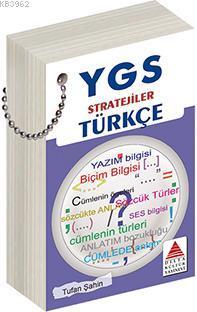 YGS Türkçe Strateji Kartları