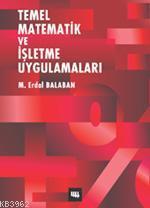Temel Matematik ve İşletme Uygulama