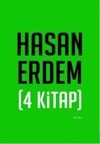 Hasan Erdem Seti (4 KitapTakım)