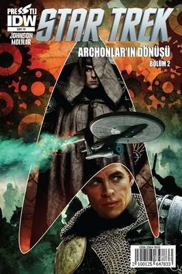 Star Trek Sayı 10 Bölüm 2 - Çizgi Roman Dergisi