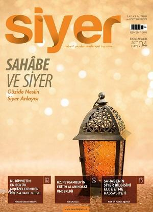Siyer İlim Tarih ve Kültür Dergisi - 4. Sayı