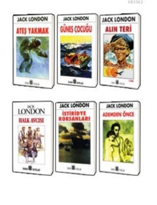 Jack London Klasikleri 6 Kitap Set3
