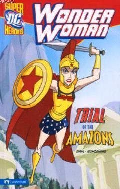 Wonder Woman - Trial of the Amazons