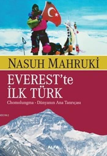 Everest'te İlk Türk