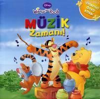 Winnie The Pooh - Müzik Zamanı