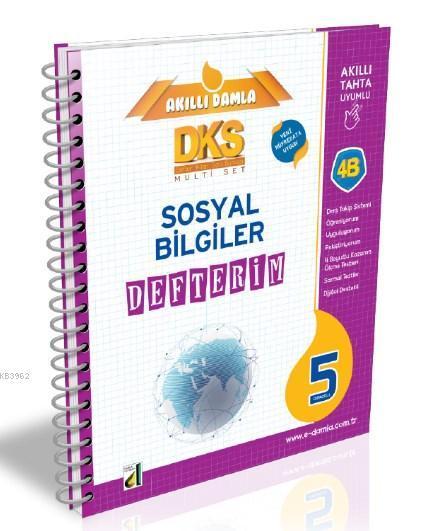 DKS 4B T.C. İnkılap Tarihi ve Atatürkçülük Defterim - 5. Sınıf