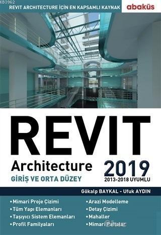 Revıt Archıtecture 2019; Giriş ve Orta Düzey