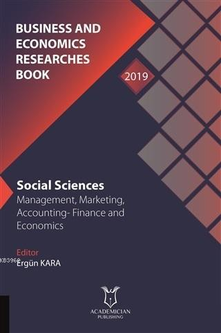 Social Sciences; Management Marketing Accounting Finance and Economics