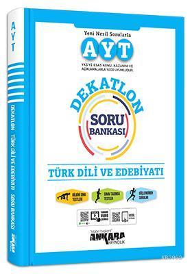 AYT Türk Dili ve Edebiyatı Dekatlon Soru Bankası
