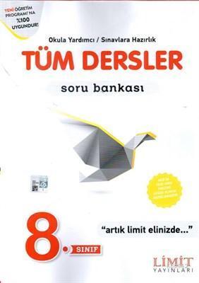 8.Tüm Dersler Soru Bankası2020