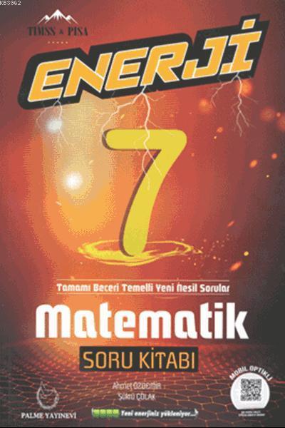 7.Sınıf Enerji Matematik Soru Kitabı