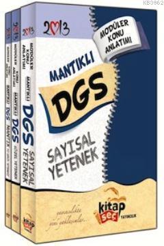 Mantıklı DGS Konu Anlatımlı Set