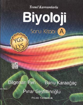 YGS LYS Biyoloji Soru Kitabı 2 Kitap