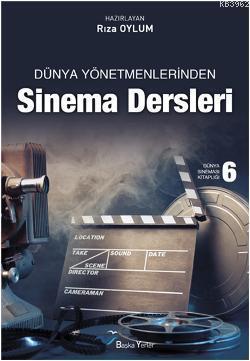 Dünya Yönetmenlerinden Sinema Dersleri; Dünya Sineması Kitaplığı