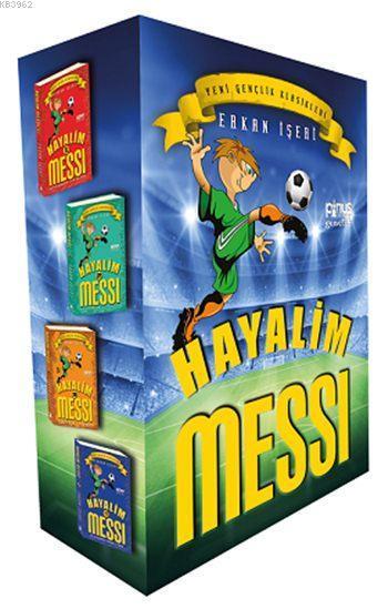 Hayalim Messi (4 Kitap - Kutulu)