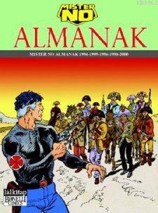 Mister No Almanak; Mister No: 1994 - 1995 - 1996 - 1998 - 2000