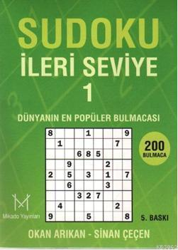 Sudoku; İleri Seviye-1