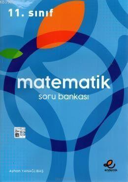 Endemik Yayınları 11. Sınıf Matematik Soru Bankası Endemik