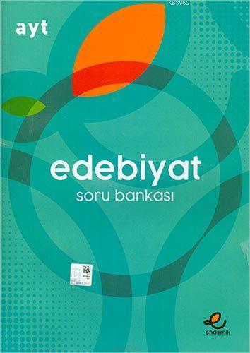 Endemik Yayınları AYT Edebiyat Soru Bankası Endemik