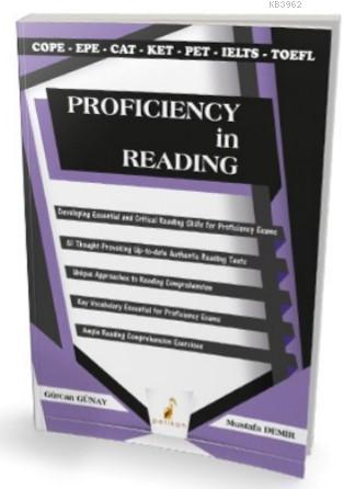 English Proficiency in Reading