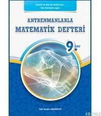9.Sınıf Antrenmanlarla Matematik Defteri