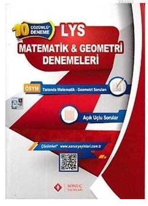 LYS Matematik Geometri Denemeleri