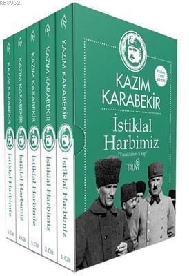 İstiklal Harbimiz (5 Cilt Takım Kutulu) Yasaklanan Kitap