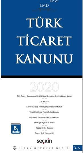 Türk Ticaret Kanunu (LMD-3A)