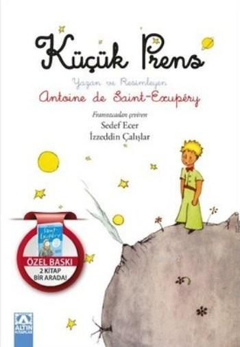 Küçük Prens Özel Baskı; 2 Kitap Bir Arada