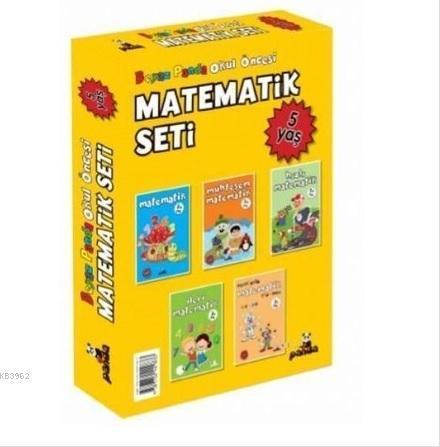 5 Yaş Matematik Seti