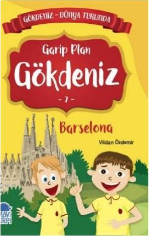 Gökdeniz Barselona Turunda / 2 Sınıf Okuma Kitabı