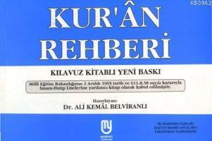 Kur'ân Rehberi; Kılavuz Kitaplı (Yeni Baskı)