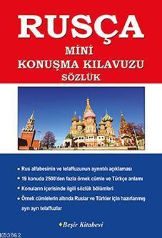 Rusça Mini Konuşma Kılavuzu Sözlük