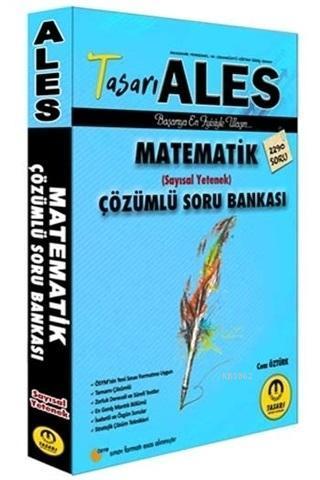ALES Matematik Sayısal Yetenek Çözümlü Soru Bankası