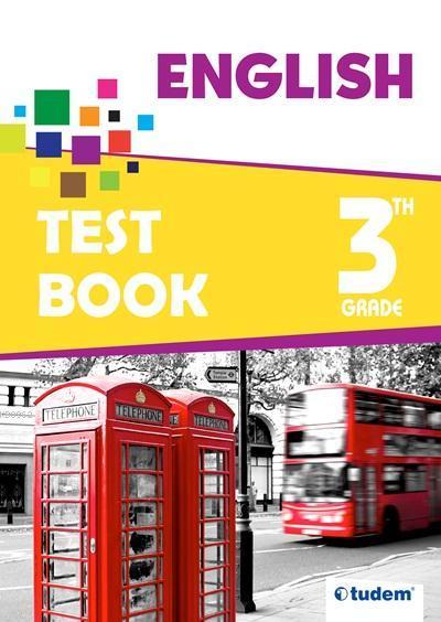 3. Sınıf İngilizce Soru Bankası; 3. Grade Test Book
