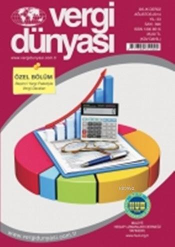 Vergi Dünyası Dergisi Ağustos 2014