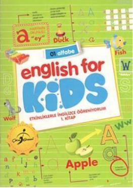 English For Kids 1. Kitap