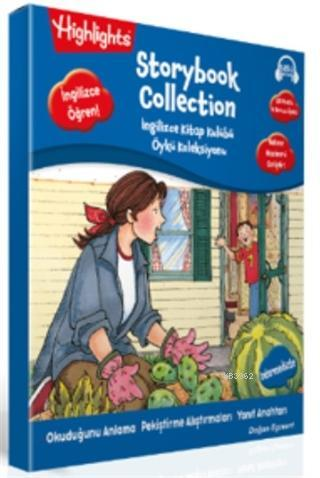 Storybook Collection - Intermediate (5 Kitap Takım); İngilizce Kitap Kulübü Öykü Koleksiyonu