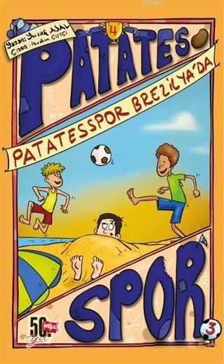 Patatesspor Brezilya'da - Patatesspor 3