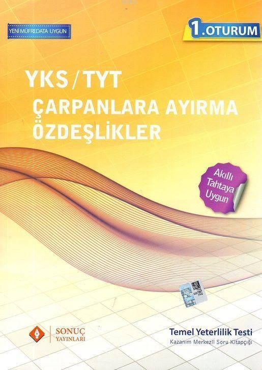 YKS 1. Oturum TYT Çarpanlara Ayırma Özdeşlikler