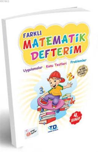 4. Sınıf Farklı Matematik Defterim