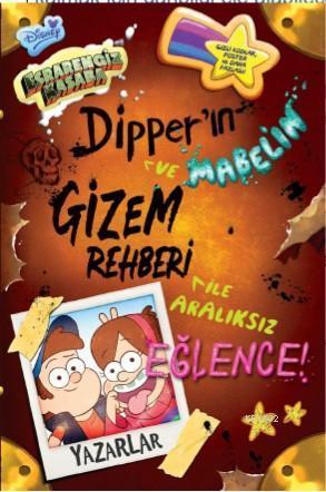 Disney - Dipper ve Mabel'in Gizem Rehberi ile Aralıksız Eğlence