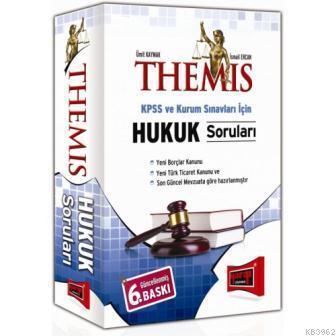 THEMIS Hukuk Soruları KPSS ve Kurum Sınavları İçin 2012
