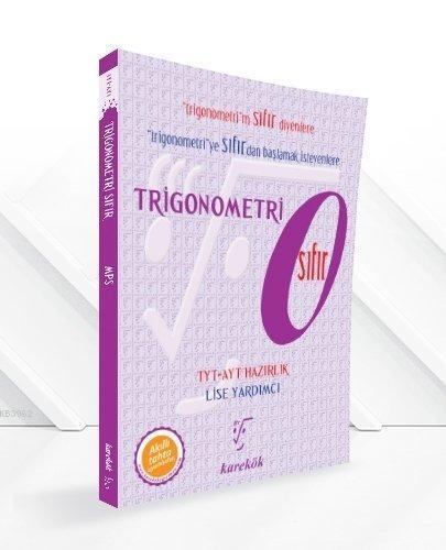 Karekök Yayınları TYT AYT Trigonometri Sıfır Karekök
