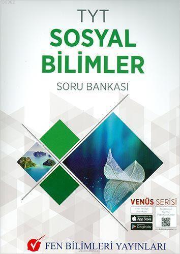 TYT Sosyal Bilimler Soru Bankası Venüs Serisi