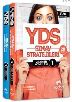 Modadil YDS Sınav Stratejileri 1-2 - Gramer Konuları