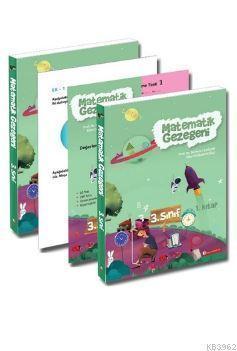 Matematik Gezegeni 3.Sınıf Seti - 3 Kitap Takım